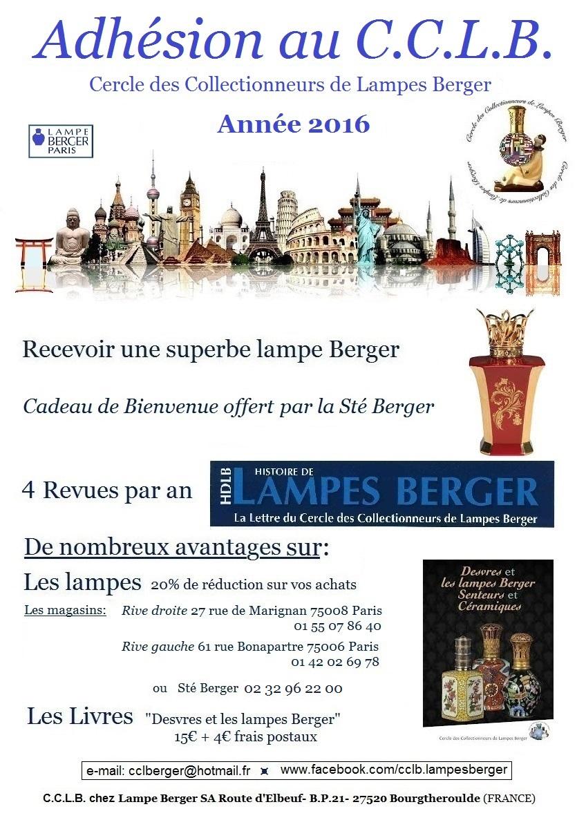 Adhésion CCLB Verso